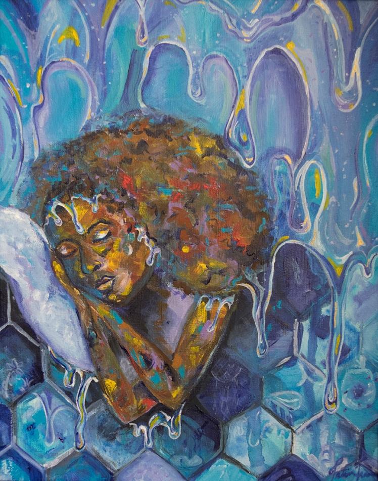 """Honey"" by Fatima Traore"