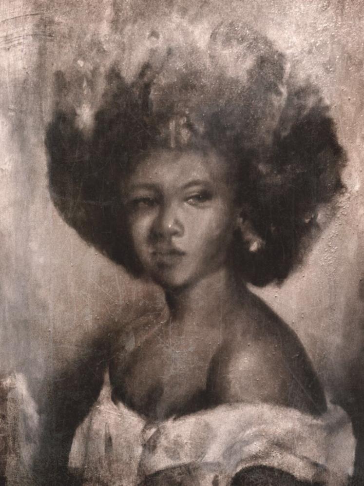 """Black & White Photographs / Dull Purpose"" by Thelia Burts"