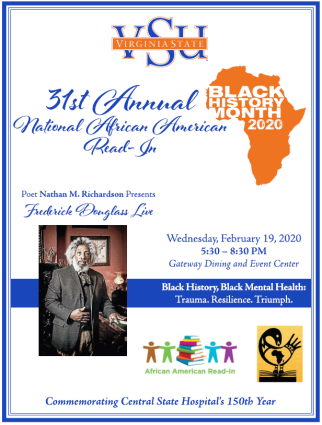 Black History Month Read-In Program